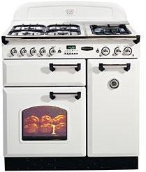 Dual Fuel Range Cookers and Ovens